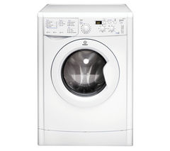 INDESIT IWDD7123 Washer Dryer - White