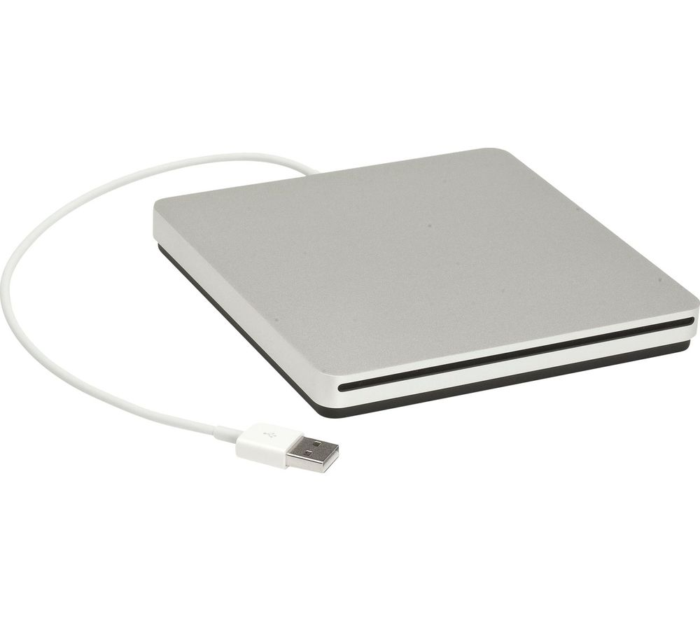 Buy Apple Usb Superdrive Silver Free Delivery Currys