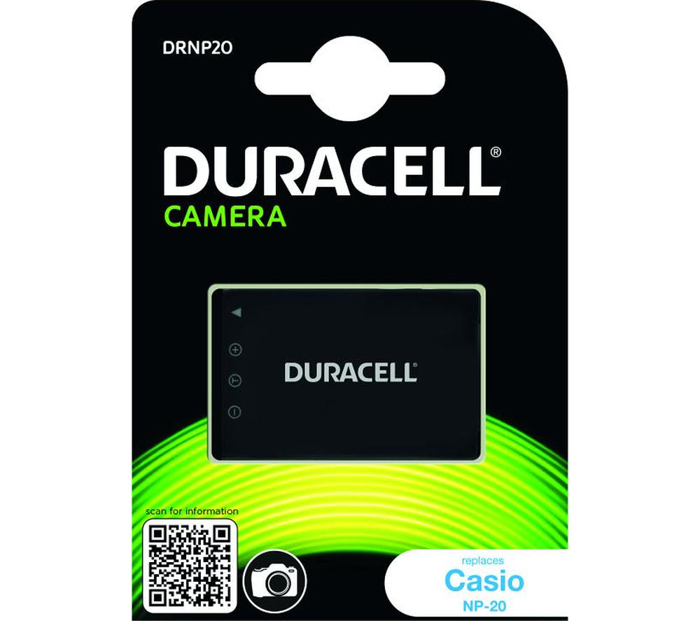 Compare retail prices of Duracell DRNP20 Lithium-ion Rechargeable Camera Battery to get the best deal online