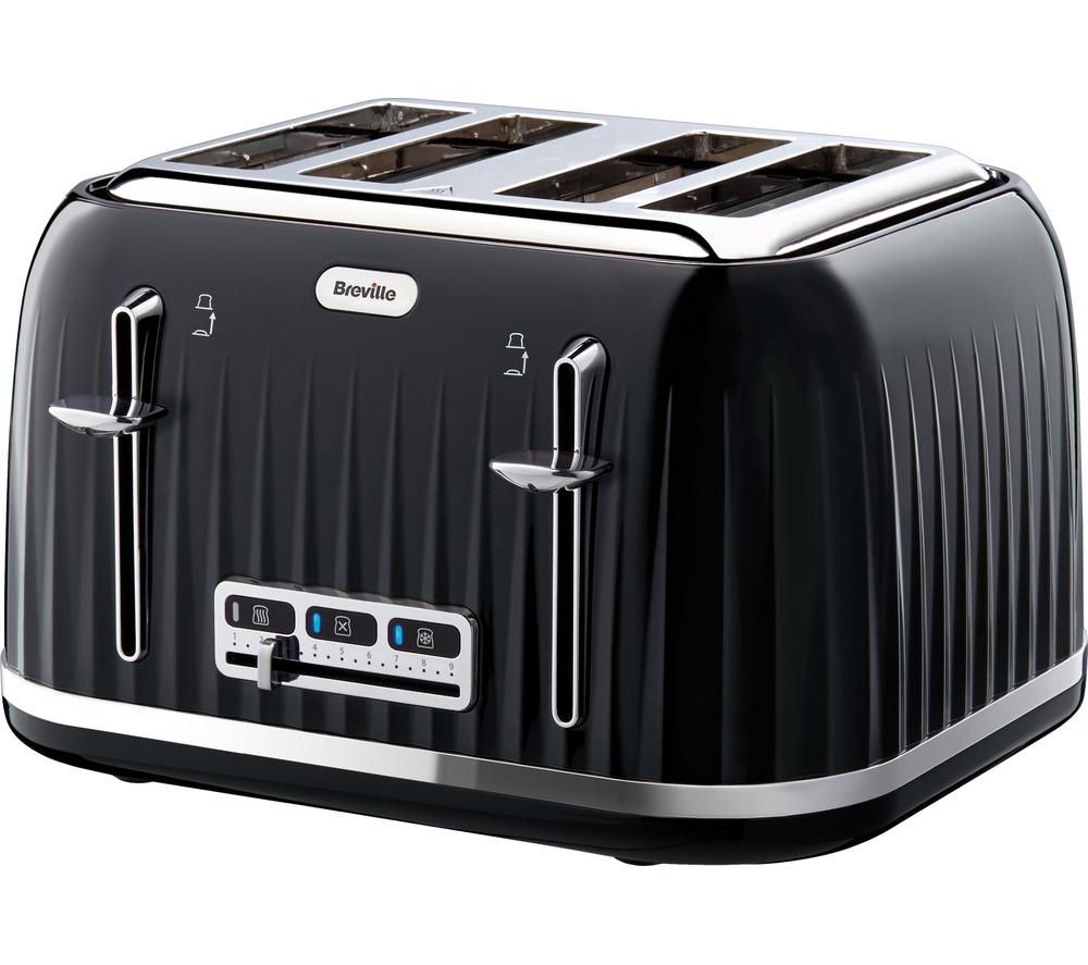 watch toaster youtube breville high gloss slice reviews