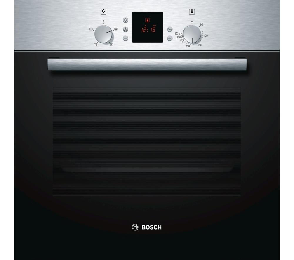 BOSCH HBN331E3B Electric Oven Serie 2 - Stainless Steel