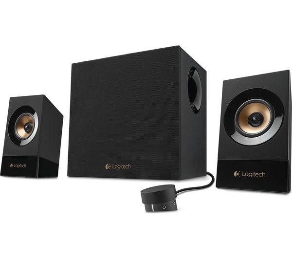 Image of LOGITECH Z533 Multimedia 2.1 PC Speakers