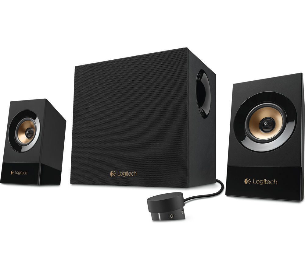 Image of LOGITECH Z533 Multimedia 2.1 PC Speakers