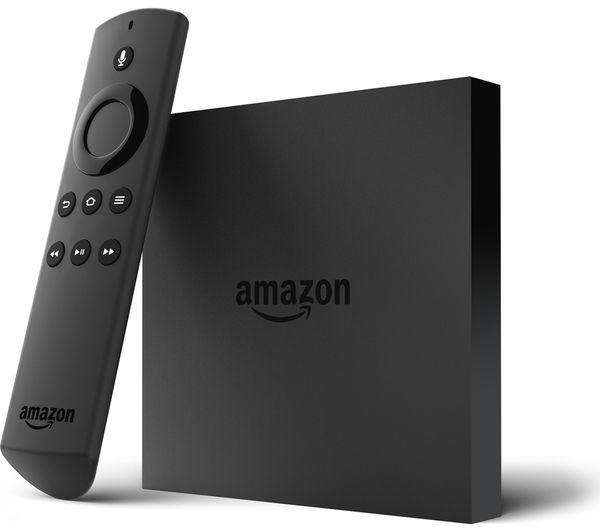 B00uh2o6t2 Amazon Fire Tv 4k Smart Box 8 Gb Currys Pc World