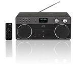 JVC RD-D90 Wireless Hi-Fi System - Black