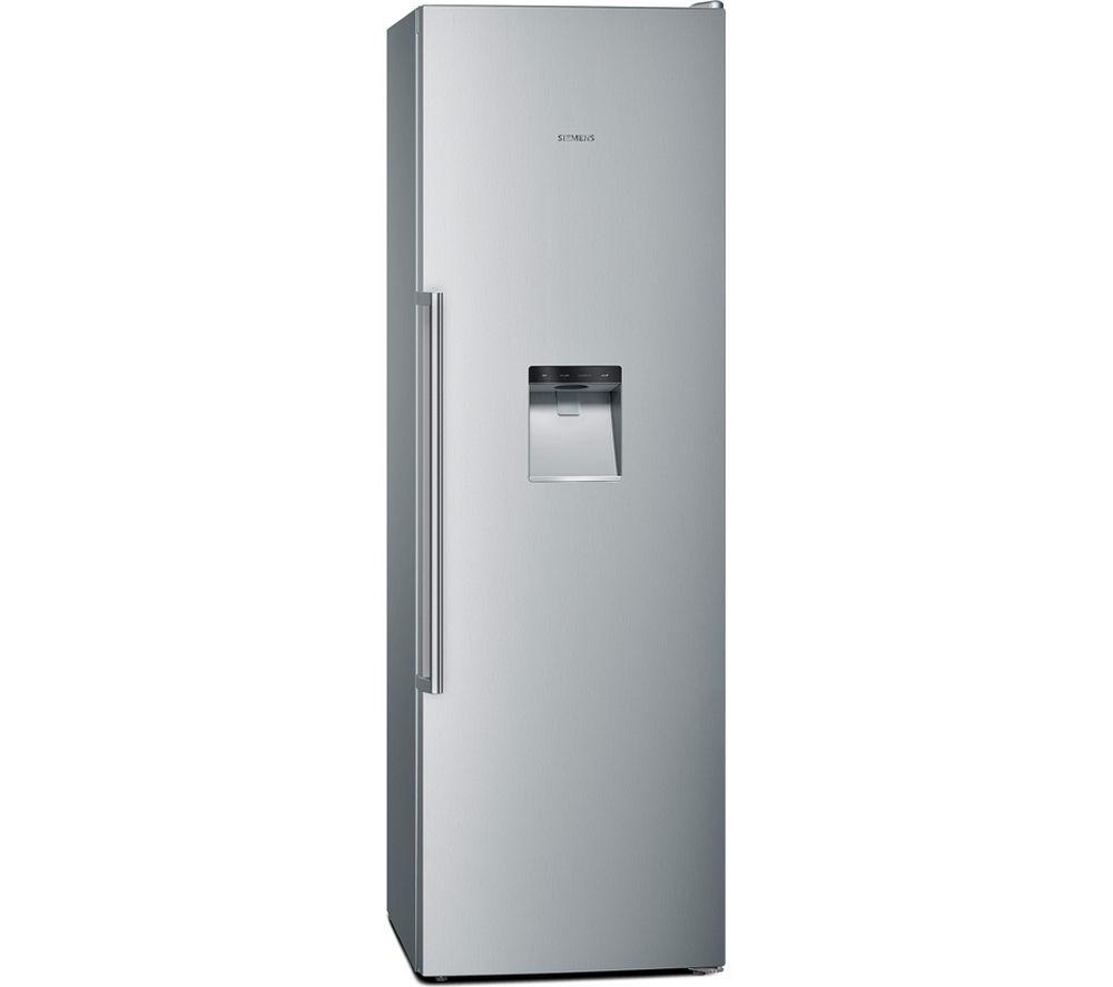 SIEMENS iQ700 GS36DPI20 Tall Freezer - Stainless Steel
