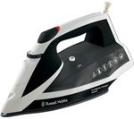 RUSSELL HOBBS Supremesteam 23052 Steam Iron - White & Black