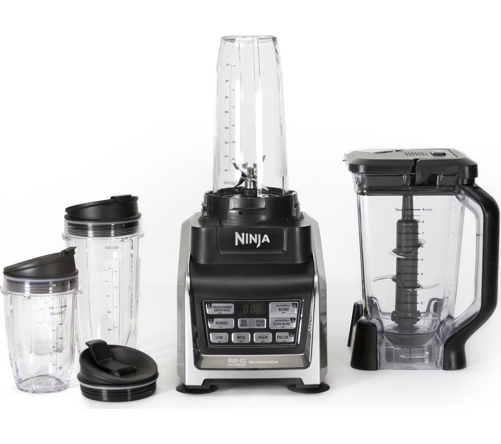 Compare retail prices of Ninja Nutri Ninja Duo BL642UK Blender to get the best deal online