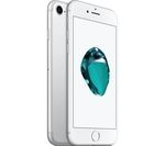 APPLE iPhone 7 - Silver, 32 GB