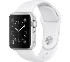 APPLE Watch Series 1 - White, 38 mm