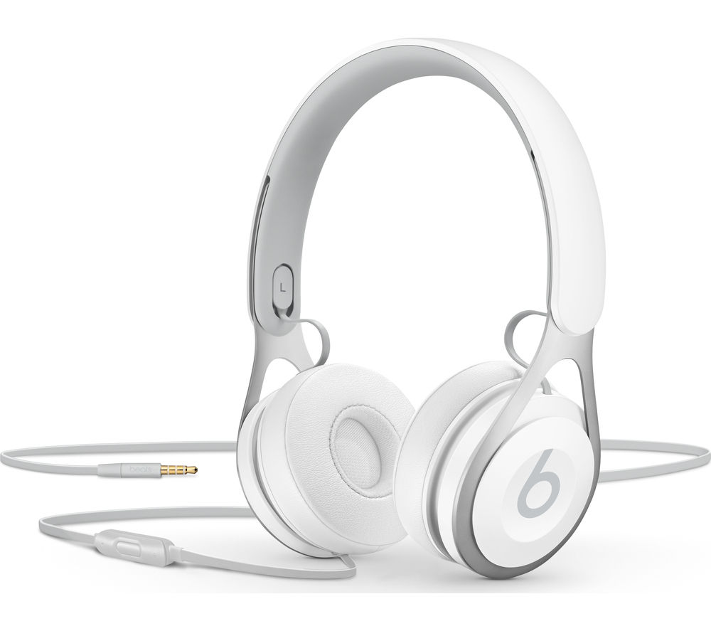 Image of BEATS BY DR DRE EP Headphones - White, White