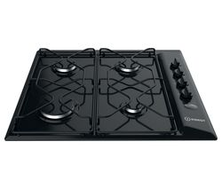 INDESIT PAA 642 /I Gas Hob - Black
