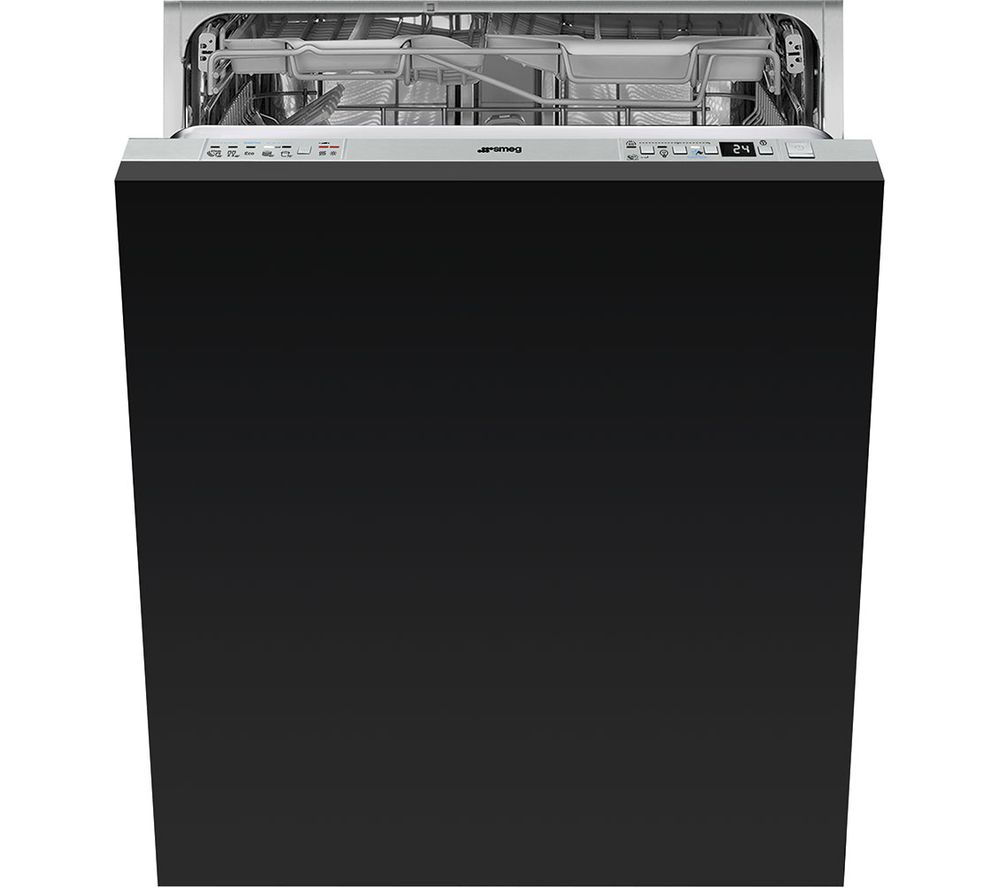SMEG DI613P Full-size Integrated Dishwasher