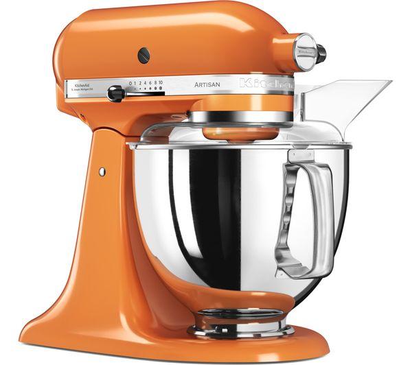 KITCHENAID Artisan 5KSM175PSBTG Stand Mixer - Tangerine