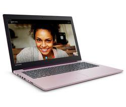 "LENOVO IdeaPad 320 15.6"" Laptop - Plum Purple"