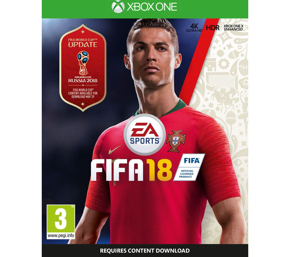 Compare prices for Microsoft Xbox One FIFA 18