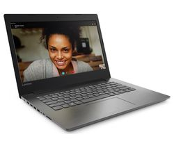 "LENOVO IdeaPad 320-14IKB 14"" Laptop - Black"