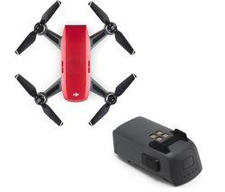 DJI Spark Drone - Lava Red