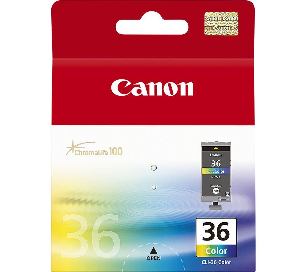 CANON CLI-36 Tri-colour Ink Cartridge