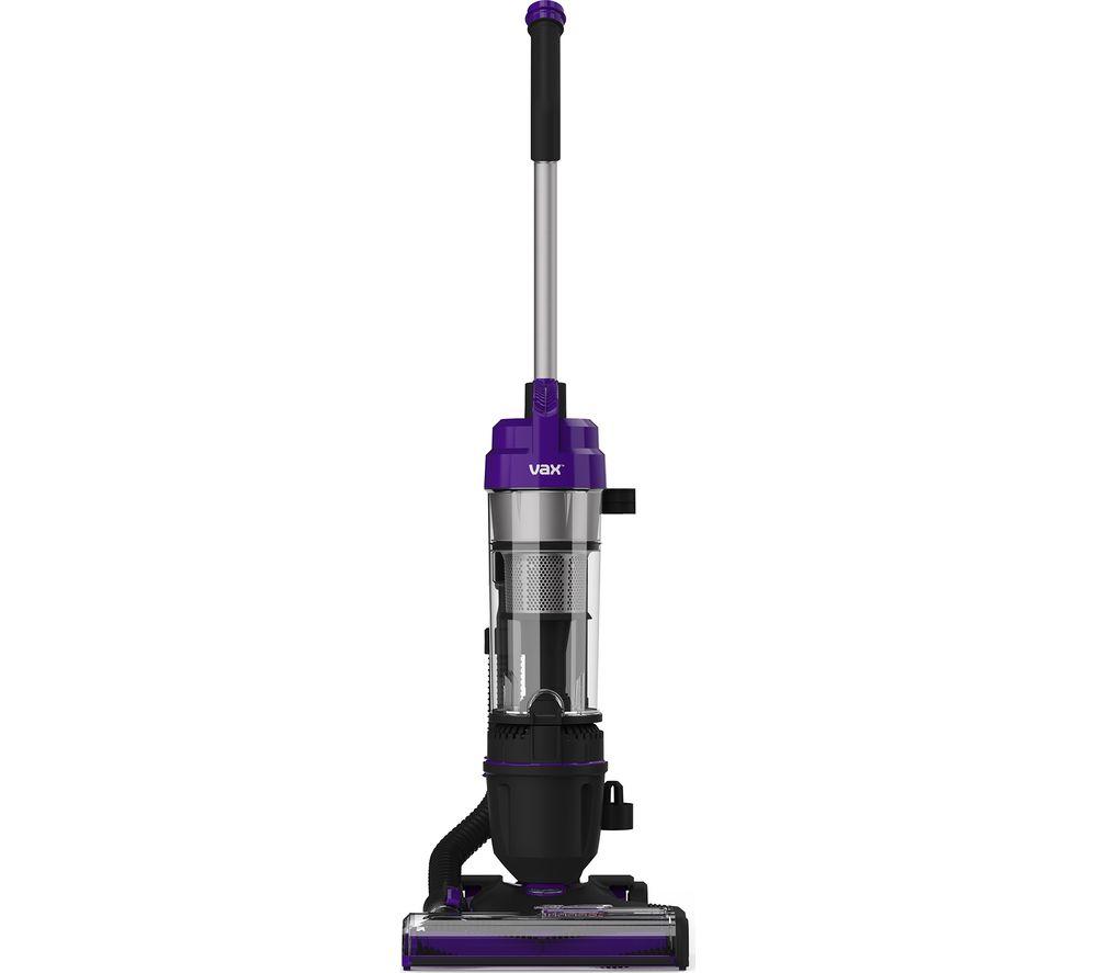 VAX Mach Air UCA1GEV1 Upright Bagless Vacuum Cleaner - Grey & Purple