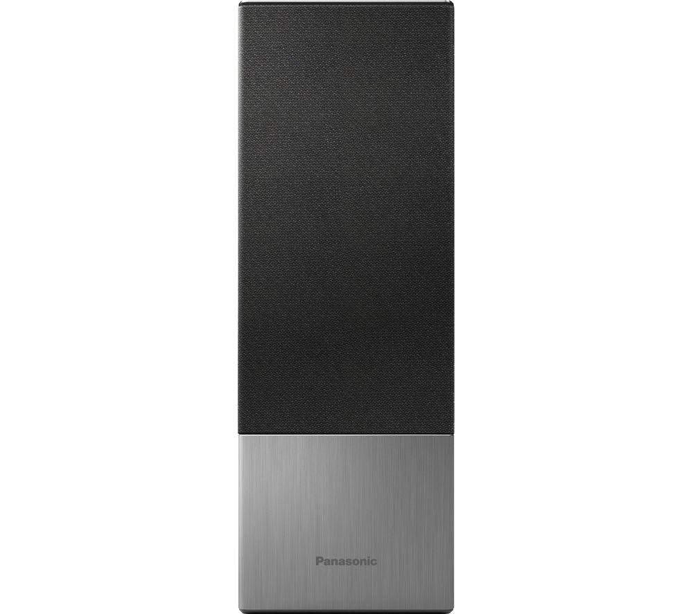 PANASONIC SC-GA10EB-K Wireless Voice Controlled Speaker - Black