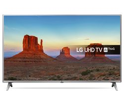 "LG 55UK6500PLA 55"" Smart 4K Ultra HD HDR LED TV"