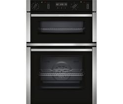 NEFF U2ACM7HN0B Electric Double Oven - Stainless Steel