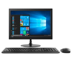 "LENOVO 330-20IGM 19.5"" Intel® Pentium™ All-in-One PC - 1 TB HDD, Black"