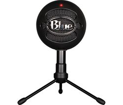 Snowball Ice Microphone - Black