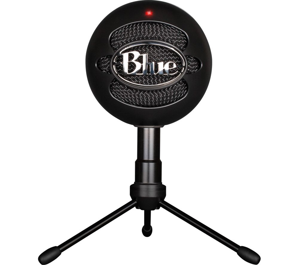 Image of Blue Microphone Snowball ICE Black