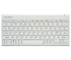 SANDSTROM SKBWHBT19 Wireless Keyboard