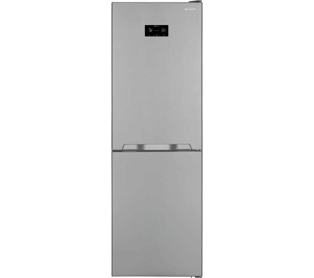 SHARP SJ-BA33IHXI2 50/50 Fridge Freezer - Inox