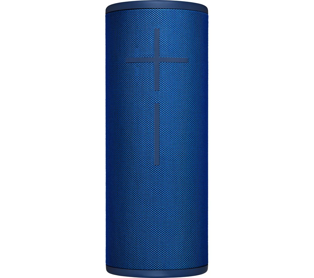 ULTIMATE EARS MEGABOOM 3 Portable Bluetooth Speaker - Blue, Blue