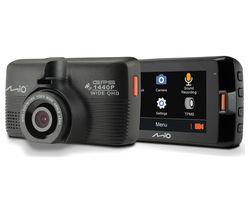 Image of MIO MiVue 751 Quad HD Dash Cam - Black
