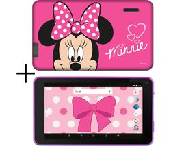 "ESTAR 7"" Tablet & Case - 8 GB, Minnie Mouse"