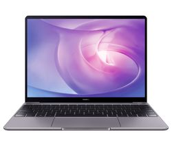 "HUAWEI Matebook 13"" Intel® Core™ i7 Laptop - 512 GB SSD, Grey"