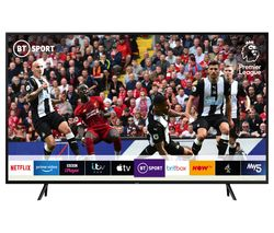 """SAMSUNG QE43Q60RATXXU 43"""" Smart 4K Ultra HD HDR QLED TV with Bixby"""