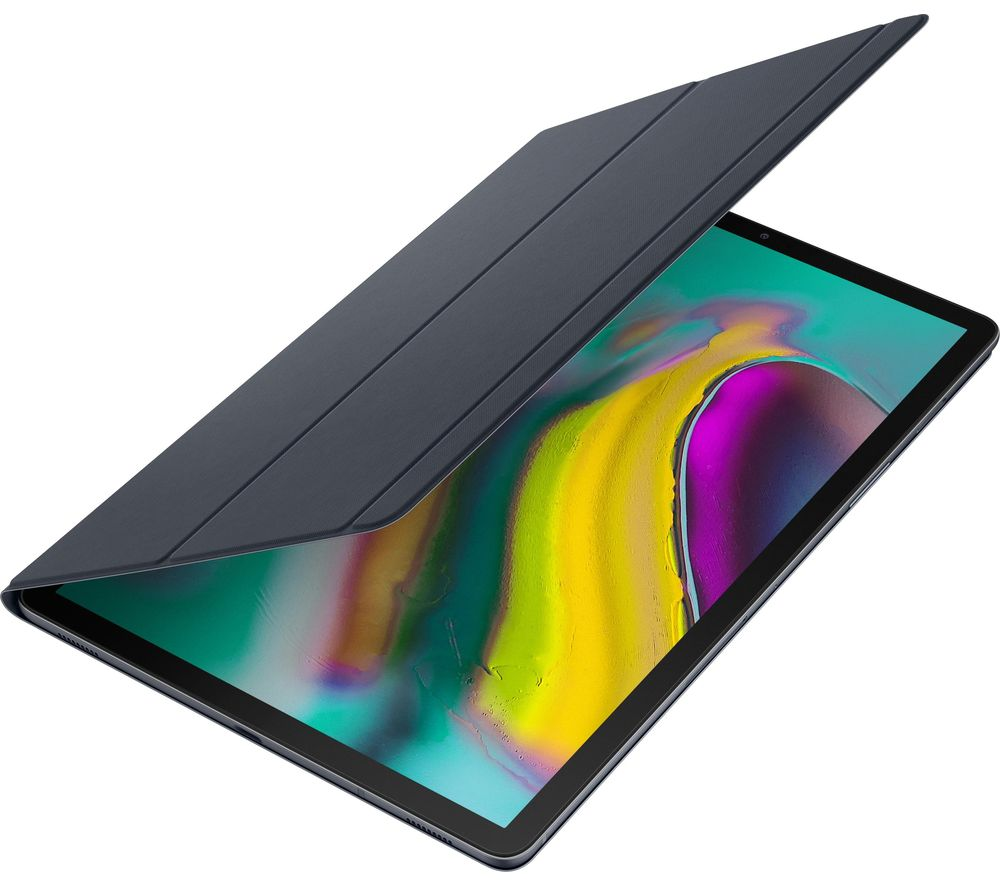 "SAMSUNG Galaxy Tab S5e 10.5"" Book Cover - Black"