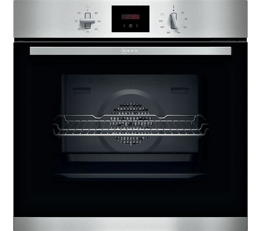 N30 B1GCC0AN0B Electric Oven - Stainless Steel, Stainless Steel
