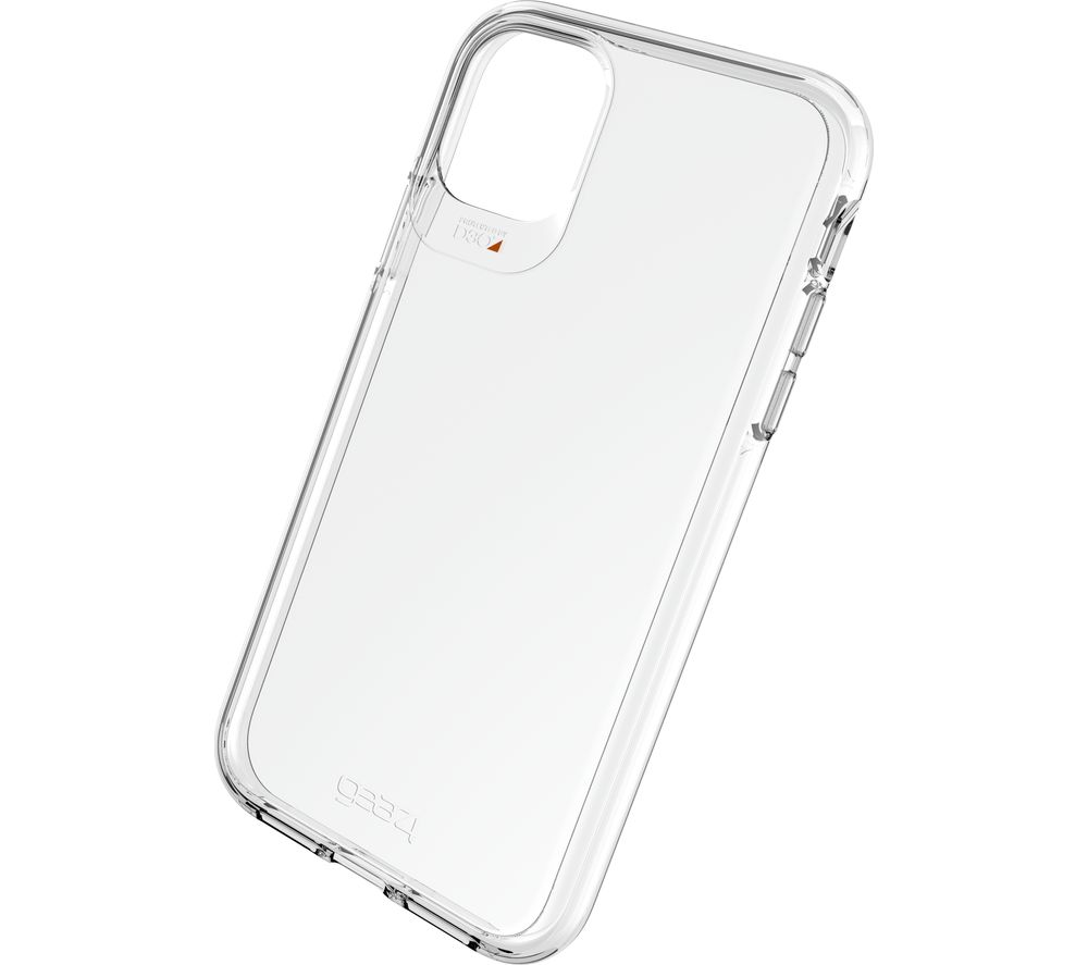 Image of Crystal Palace iPhone 11 Pro Max Case - Clear