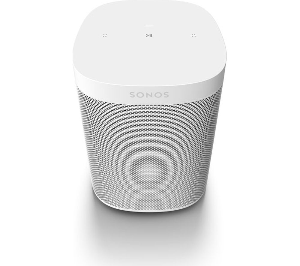 SONOS One SL Wireless Multi-room Speaker - White