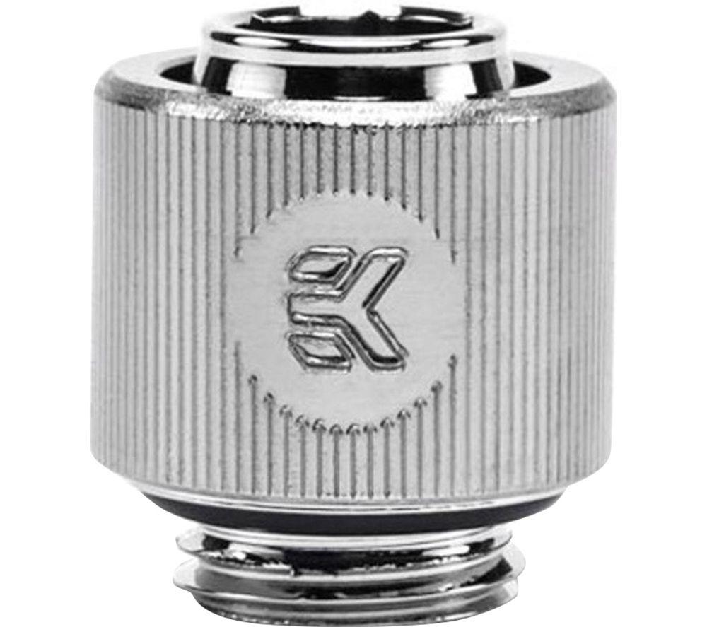 EK COOLING EK-ACF Fitting - 10/13 mm, Silver, Silver