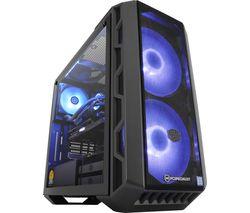 Official Intel® IEM CERTIFIED Gaming PC - Intel® Core™ i7, RTX 2070 Super, 2 TB HDD & 512 GB SSD