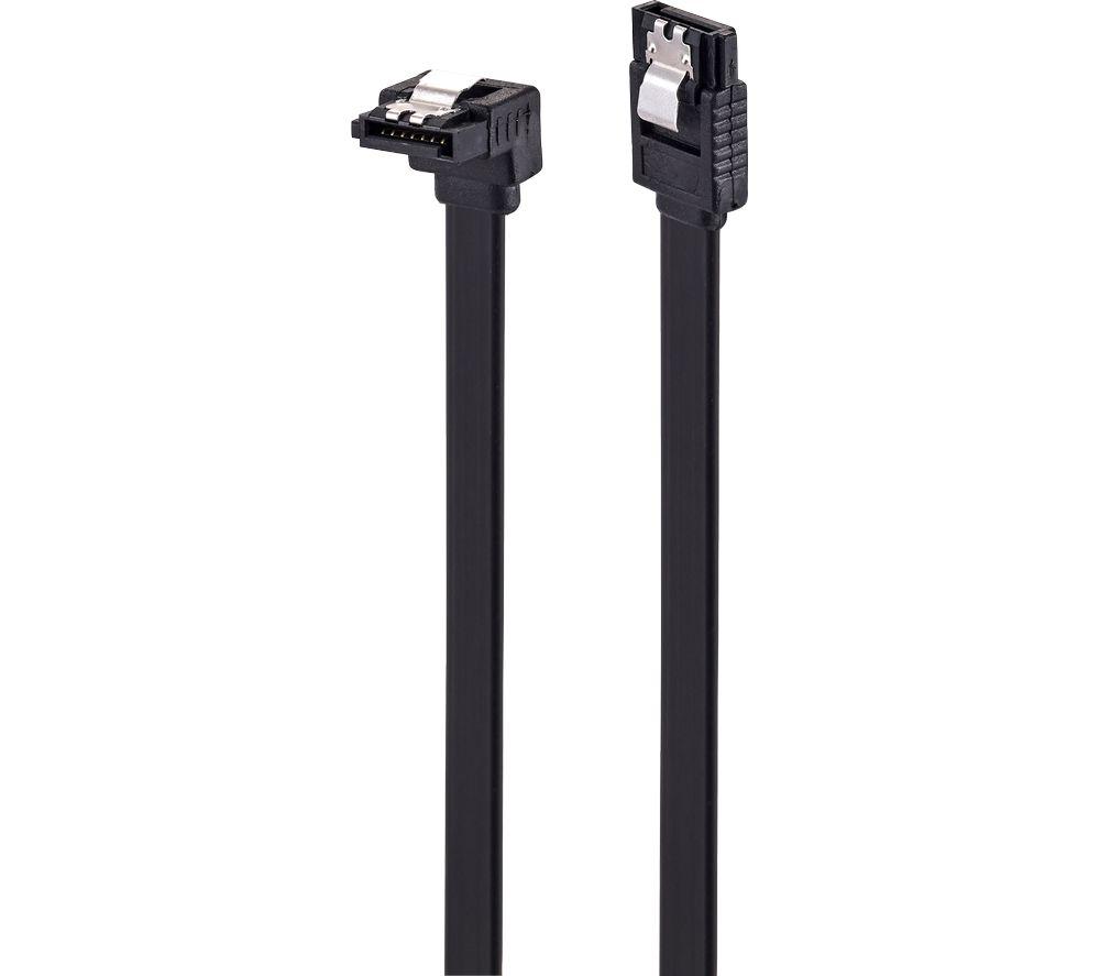 ESL Gaming Angled SATA 3 Cable - 0.45 m