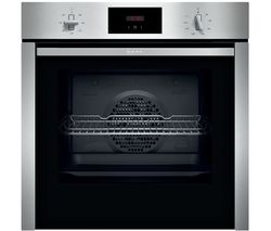N30 B3CCC0AN0B Slide&Hide Electric Oven - Stainless Steel