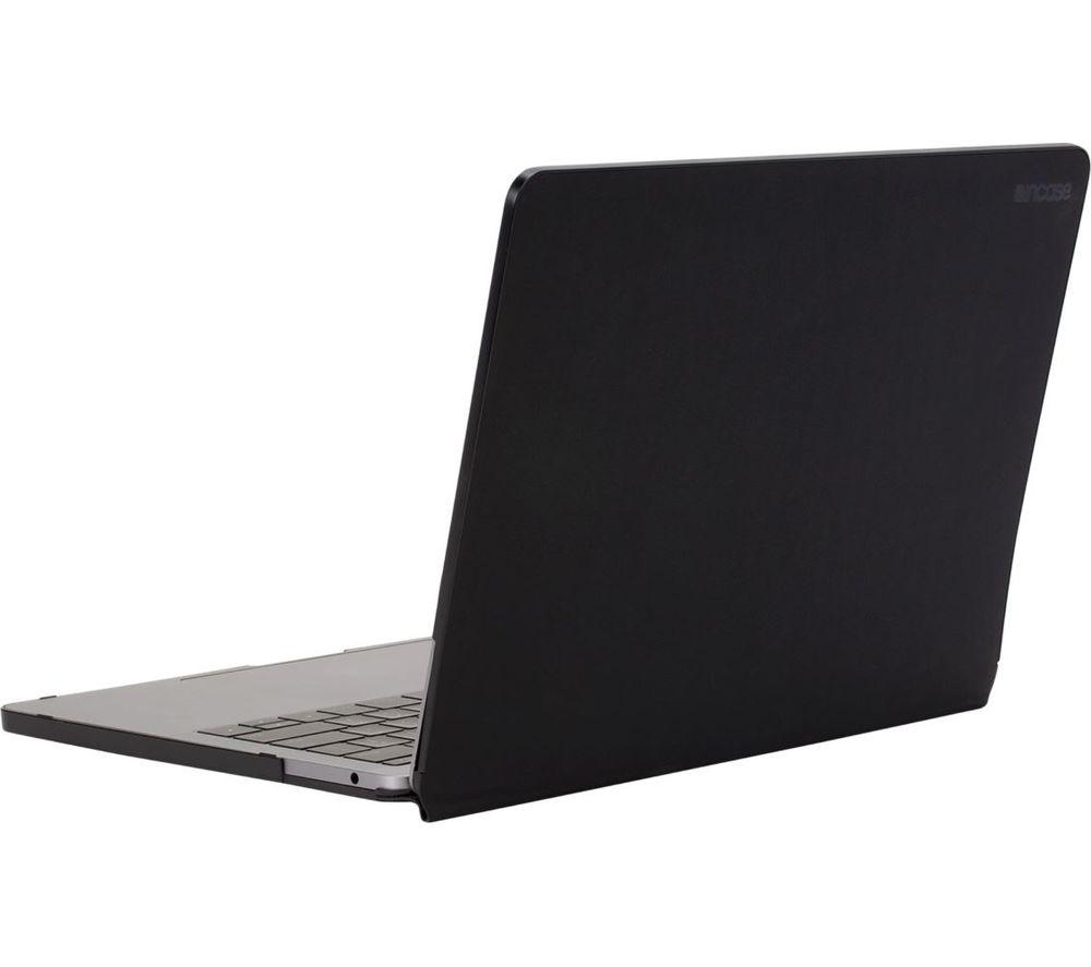 """Image of INCIPIO Incase INMB900309-BLK 13"""" MacBook Pro Snap Jacket - Black, Black"""