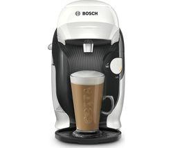 TASSIMO by Bosch Style TAS1104GB Coffee Machine - White