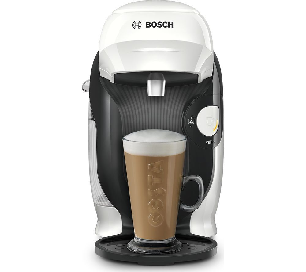 TASSIMO by Bosch Style TAS1104GB Coffee Machine - White, White