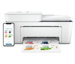 DeskJet Plus 4130 All-in-One Wireless Inkjet Printer