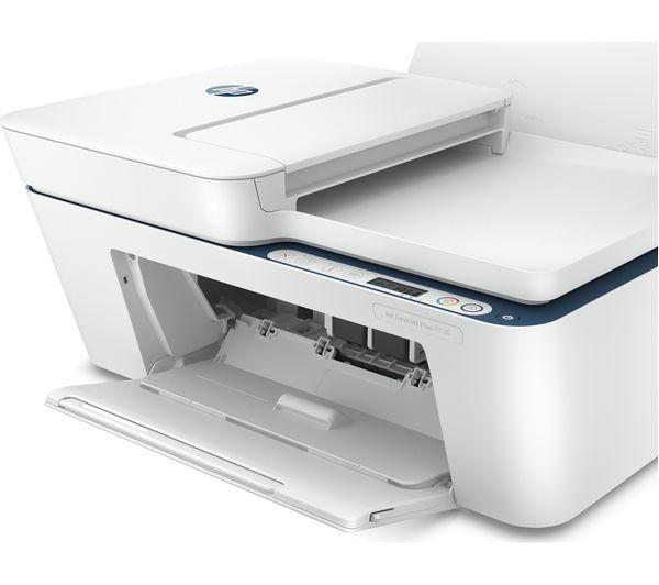 HP DeskJet Plus 4130 All-in-One Wireless Inkjet Printer ...